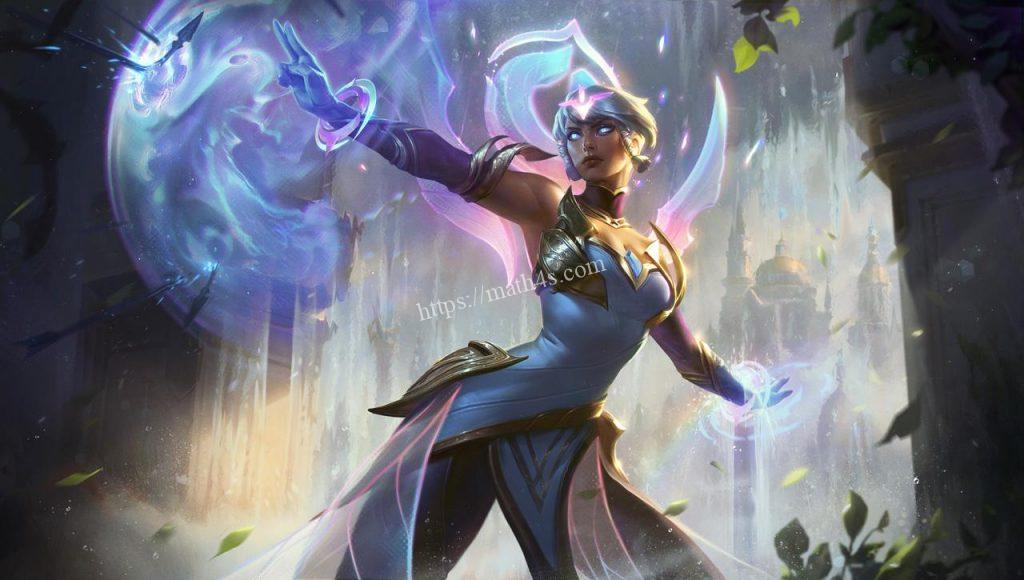 Karma could be making a renaissance in TFT patch 11.11.