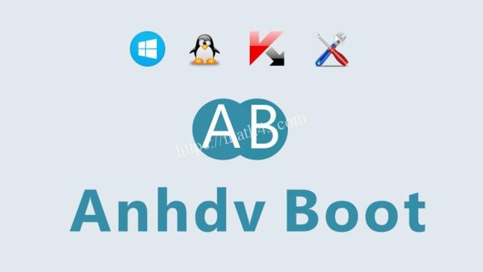 Download Anhdv Boot 2021 Premium V2.1.7 free new