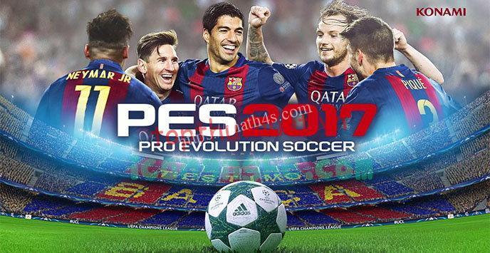 Download PES 2017 Full Patch [Link Đã Test 100%]